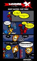 Weapon X number four by JamesRiot