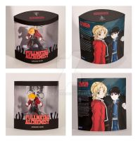 Edward Figure + Packaging by Heza-chan