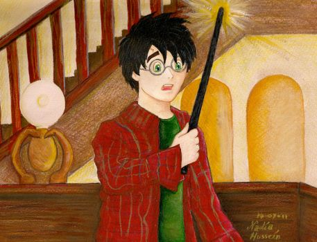 Harry Potter by Nadz007