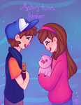 Mistery twins forever by Myglob