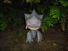 Banette papercraft by TimBauer92