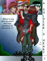 A Soldier's Heart Title Cover by EternASH