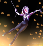 Spidergwen by Aryan-MMVA