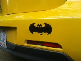 Batcat Decals by Clinkorz