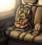 the dreaded booster seat by samuel123