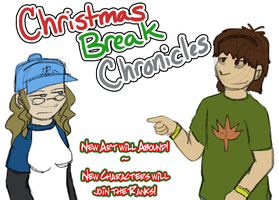 Christmas Break Chronicles redux by JinjoJess
