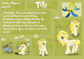 Tilly Ref by Doodleshire