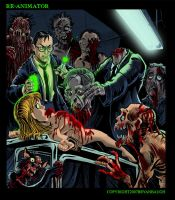 Re-Animator by BryanBaugh