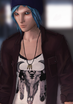 Chloe Price - Life Is Strange by Pill0