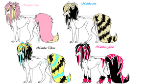 Scene Adopts by annalovesjustus