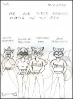 Stephen Fox And Friends by Megamink1997