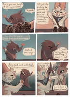 Crossed Claws ch4 intermission page2 by geckoZen