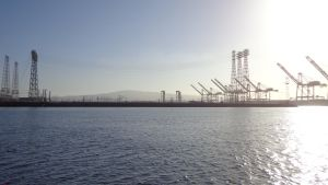 L.A. Harbor scene by CZProductions