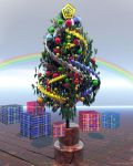 Christmas Tree by Topas2012