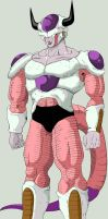 Frieza form 2 by RuokDbz98