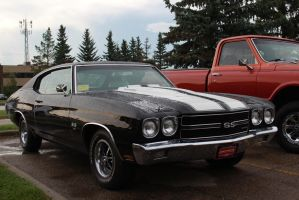 Original SS 454 Chevelle by KyleAndTheClassics