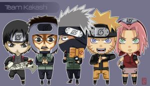 Team Kakashi v2. by DaKroG