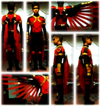 Red Robin 52 Costume by KonnorWite