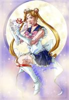 Princess Sailor Moon Celled 2 by nefgoddess