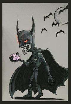 Undead Bats by Dimfist
