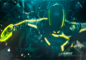 Tron - Signature by CagBcn