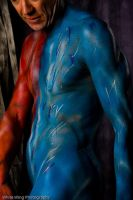 Fire and Ice by extreme-body-art