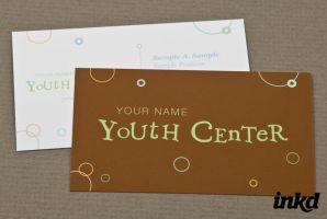 Community Youth Center Busines by inkddesign