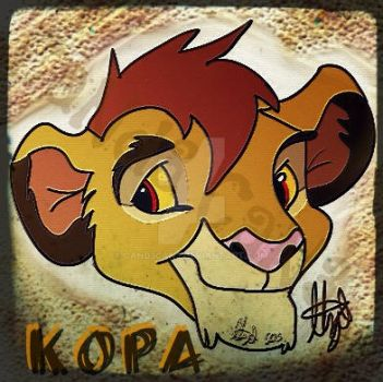 Kopa xD by CaNd3CaN3