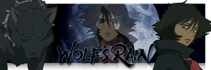 Blue Wolf's Rain Signature by EgYpT2k7