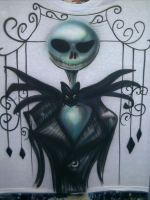 jack skellington by thecrow1299