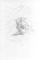 Sonic by crocrus
