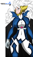 Satanic Soul - Fairy Tail(Coloring) by aeroblade7
