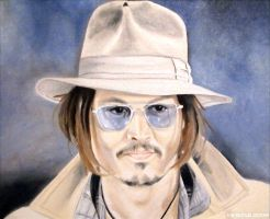 Johnny Depp - Japan 2009 by shaman-art