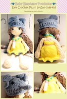 .: Eley Plush by Suicidekid :. by moofestgirl