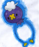 Drifloon by twilightlinkjh