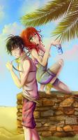 Summer: Love Issues by lullabina91