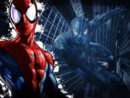 Spiderman Wallpaper by Helpax