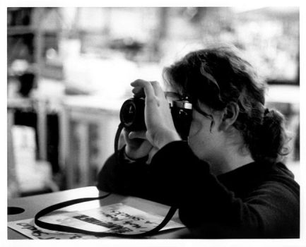 Photographing the Photographer by Sera-Keen