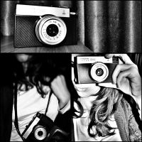 An old camera and smth else. by Freaks2