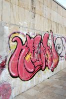 OLD THROW UP by Dilom