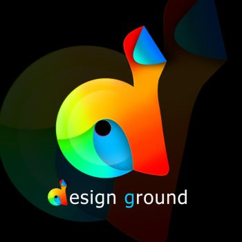 Design Ground logo by SamHexo