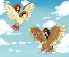 COLLAB - take to the sky by shugotenshii