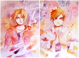 Golden Brothers by Hannah-Alexander