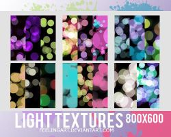 Light textures set: 01 by feelingart