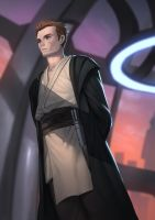 Master Anakin Skywalker by Shoguneagle