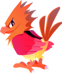 Spearow #021 by Kuitsuku