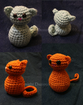 How to Crochet a Cat Hat | eHow.com