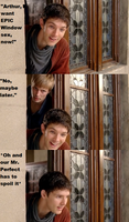 Windowsex - Merthur by FreakyFangirl97
