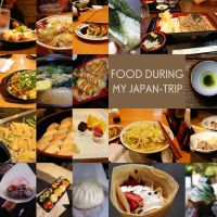 food during my japan trip xD by LunaFeles