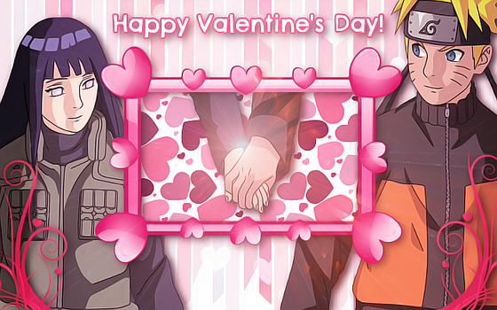 Naruhina Valentine's Day by strawberry4750